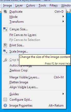 gimp-resize-image