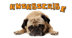 email marketing unsubscribes