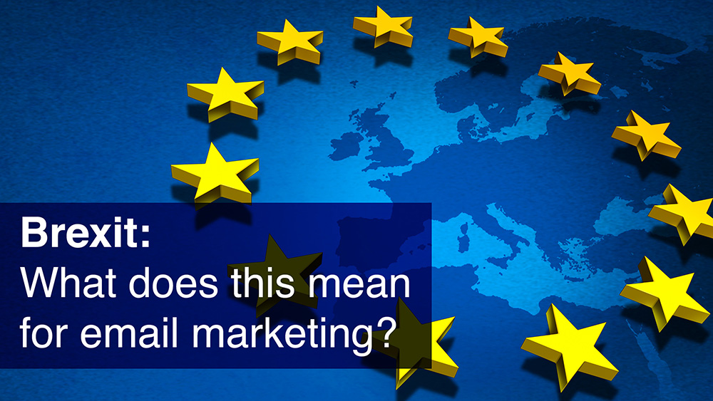 Brexit and email marketing