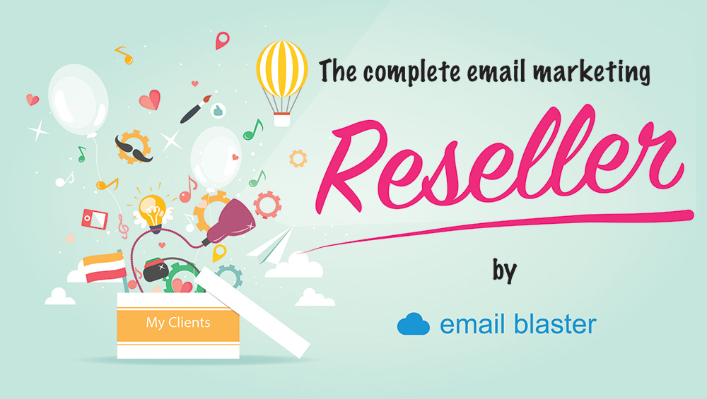 reseller by email blaster