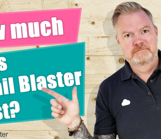Email Blaster Pricing